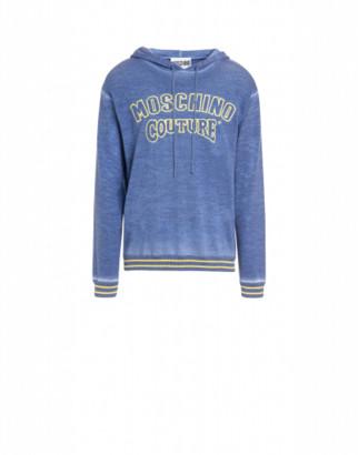 Moschino Couture Wool Sweatshirt