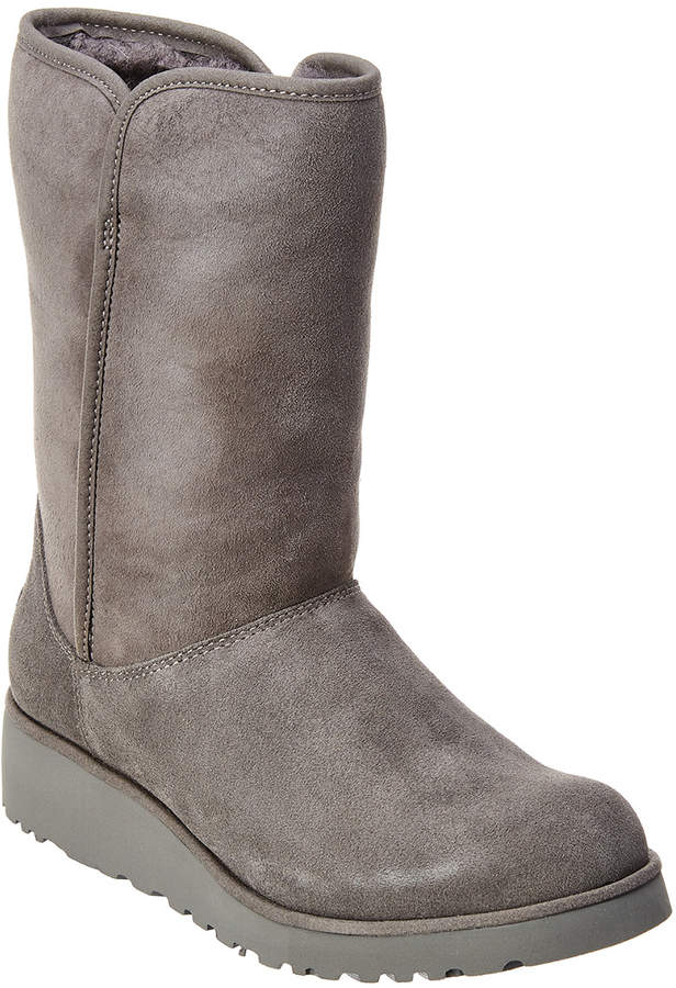 ccccc83ee90 Amie Water-Resistant Twinface Sheepskin Suede Boot