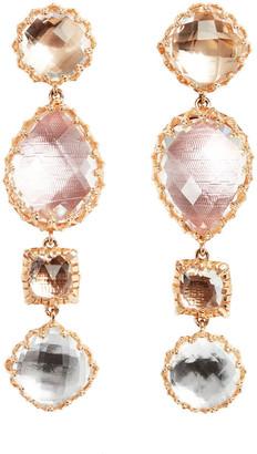Larkspur & Hawk Sadie Four-Drop Earrings