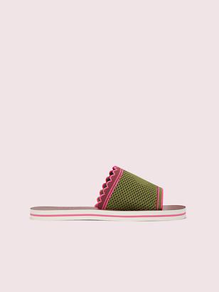 Kate Spade Festival Slide Sandals