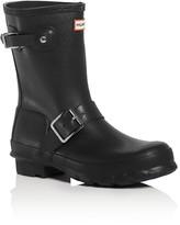 Hunter Girls' Original Biker Rain Boots
