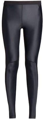 Balenciaga Logo Waist Sports Leggings