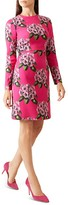 Hobbs London Bea Floral-Print Dress