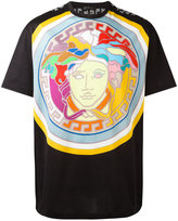 Versace Pop Medusa print T-shirt - men - Cotton - S
