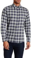 Slate & Stone Plaid Long Sleeve Regular Fit Shirt