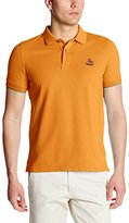 Façonnable Men's Cotton Pique Birdie Logo Polo Shirt