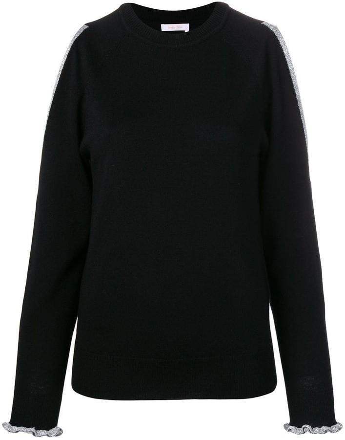 ce4d054735 naked shoulder sweater