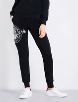 Philipp Plein NYC skinny mid-rise jersey jogging bottoms
