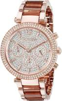 Michael Kors Women's Parker -Tone Watch MK6285