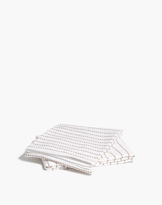 Madewell x Parachute Stitched King Pillow Sham Set