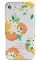 Kate Spade Orangerie Iphone 7 Case - Orange