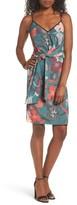 Adelyn Rae Women's Gwen Tie Slipdress