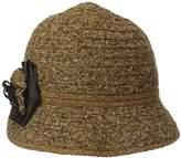 Betmar Women's Willow Bucket Hat