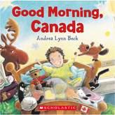 Scholastic Good Morning, Canada Book (English Version)