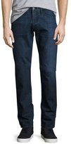 3x1 M4 Low-Rise Straight-Leg Jeans, Drifters