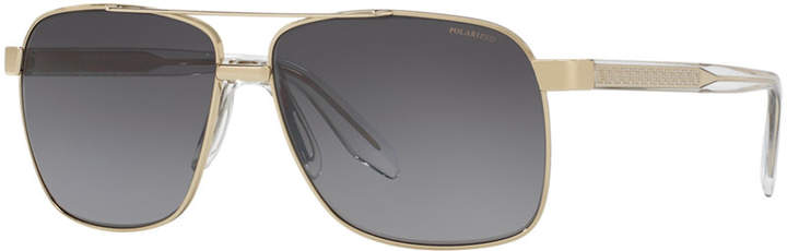 Versace Polarized Sunglasses, VE2174