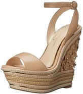 Jessica Simpson Women's Ameka Wedge Sandal
