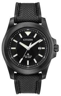 Citizen Promaster Tough Stainless Steel Analog Strap Watch