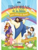 """Scholastic Historias De La Biblia Para Antes De Dormir"""" (Spanish)"""
