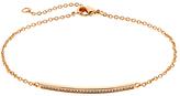 Melissa Odabash Crystal Bar Bracelet