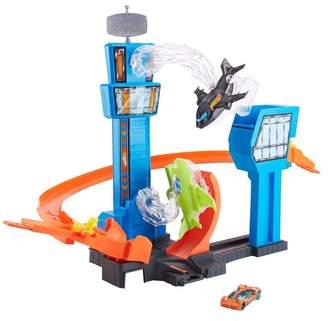 Mattel Hot Wheels® Jet Jump Airport Play Set