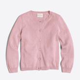 J.Crew Factory Girls' Casey cardigan sweater