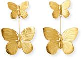 Jennifer Behr Pamela Butterfly Earrings