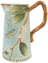 Fitz & Floyd Hand Painted Toulouse Pitcher