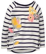Gymboree Floral Pullover