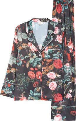 KILO BRAVA Wild Roses Pajamas