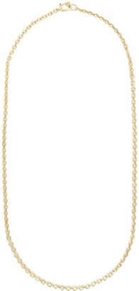 Irene Neuwirth 18kt Gold Oval Link Chain Necklace