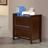 Studio 7 2 Drawer Lateral File Finish: Dark Walnut