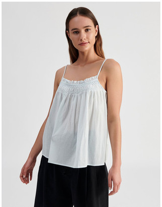 Piper Cami With Smocking Detail Baby