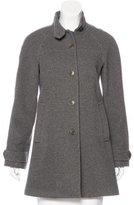 Theory Wool Short Coat