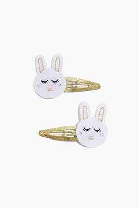Country Road Bunny Clip Pack of 2