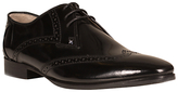 Oliver Sweeney Buxhall Patent Brogue Derby Shoes