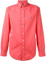Polo Ralph Lauren button collar shirt - men - Cotton - S
