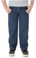 Wrangler Boys Relaxed Carpenter Fit Jeans Sizes 4-16 & Husky
