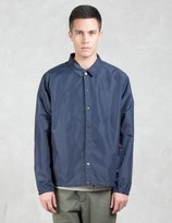 Norse Projects Svend Coach Nylon Poplin Jacket