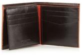 Jeff Banks Designer Brown Leather Wallet