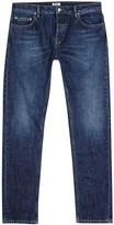 Kenzo Dark Blue Straight-leg Jeans
