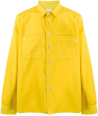 Paul Smith Chest Patch Pocket Shirt