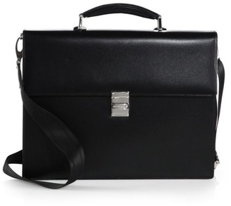 Montblanc Meisterstuck Single Gusset Briefcase