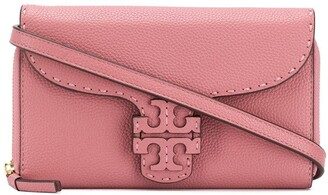 Tory Burch McGraw wallet crossbody bag