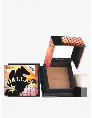 Benefit Cosmetics Mini Dallas bronzing blusher 4g