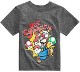 Nintendo Toddler Boys Super Mario Graphic-Print T-Shirt