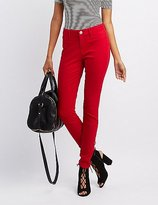 "Charlotte Russe Refuge """"Skin Tight Legging"""" Jeans"