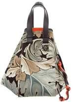 Loewe X William Morris Small Hammock Bag