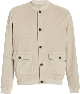 Massimo Alba Cotton Bomber Jacket