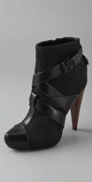 Report Signature Shoes Caleb Platform Booties